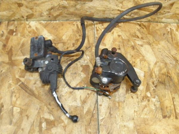 XS250SP(4A8-500)◎フロントブレーキ キャリパー マスター | 中古バイクパーツ通販・買取 ジャンクヤード鳥取 JunkYard