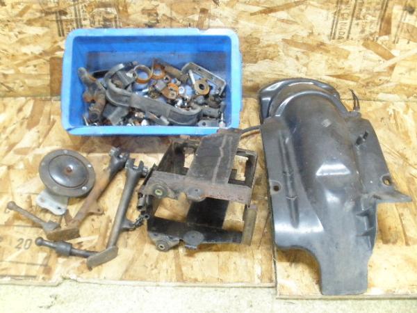 XS250SP(4A8-500)◎インナーフェンダー バッテリーBOX ボルト   中古バイクパーツ通販・買取 ジャンクヤード鳥取 JunkYard