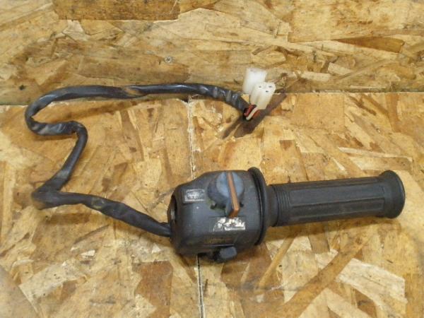 XS250SP(4A8-500)◎ハンドルスイッチ 右 スロットル キル   中古バイクパーツ通販・買取 ジャンクヤード鳥取 JunkYard