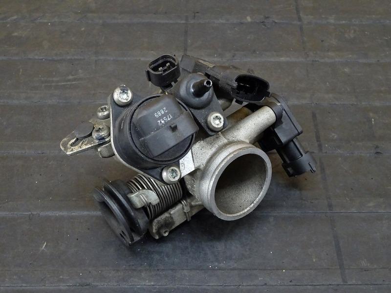 【210113】KTM 125DUKE■ スロットルボディ インジェクター 【デューク 200 | 中古バイクパーツ通販・買取 ジャンクヤード鳥取 JunkYard