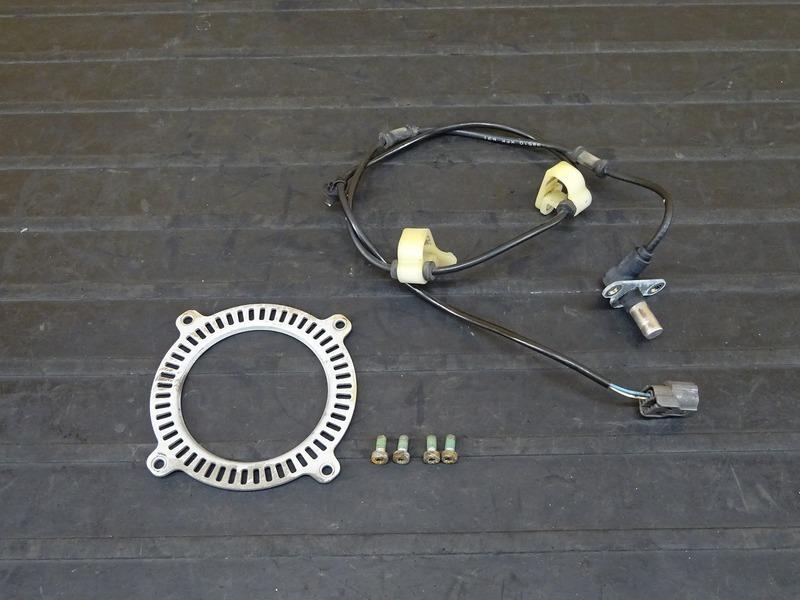 【201222】VTR250F(MC33-1601)■ スピードメーターセンサー スピードセンサー 車速センサー ディスク ローター 【Fi インジェクション | 中古バイクパーツ通販・買取 ジャンクヤード鳥取 JunkYard