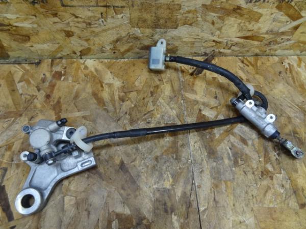 Dトラッカー(LX250E-A05)◎リアブレーキ キャリパー マスター | 中古バイクパーツ通販・買取 ジャンクヤード鳥取 JunkYard