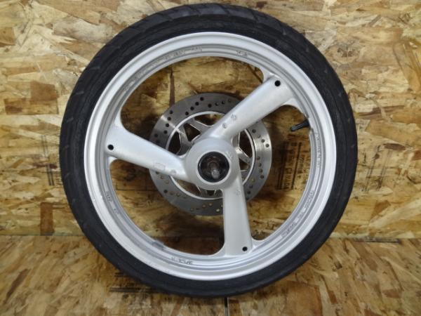 SDR200(2TV-005)◎フロントホイール 17×2.15 アクスル | 中古バイクパーツ通販・買取 ジャンクヤード鳥取 JunkYard