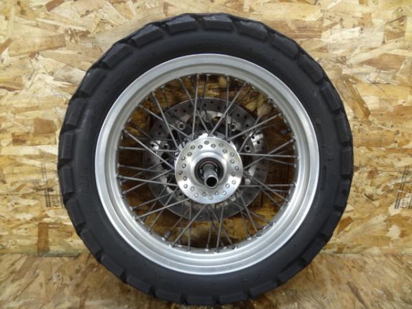 VRX400ロードスター(NC33-1050)◎フロントホイール 17×3.00 | 中古バイクパーツ通販・買取 ジャンクヤード鳥取 JunkYard