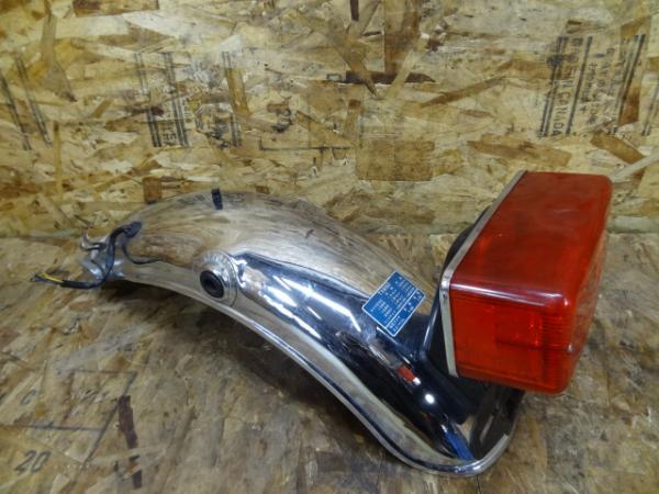 TX650(447-455)◇リアフェンダー テールランプ 【XS650/SP/XS1 | 中古バイクパーツ通販・買取 ジャンクヤード鳥取 JunkYard