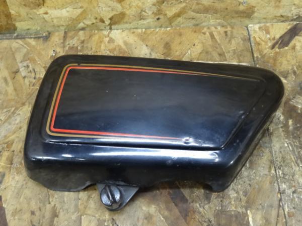 TX650(447-455)◇サイドカバー 左 鉄製 【XS650/XS1 | 中古バイクパーツ通販・買取 ジャンクヤード鳥取 JunkYard