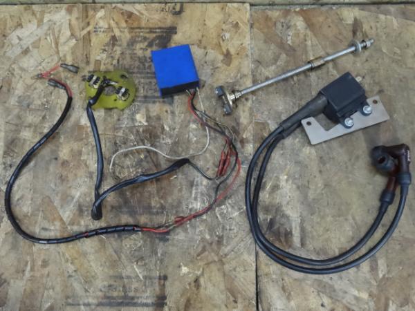 TX650(447-455)◇トランジスタ点火式キット フルトラ 社外CDI   中古バイクパーツ通販・買取 ジャンクヤード鳥取 JunkYard