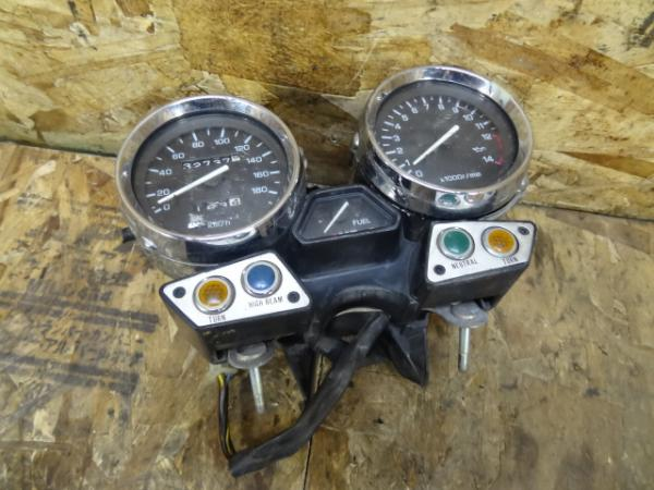 XJR400R(4HM-107)◎純正メーターステー インジケータ 難有 | 中古バイクパーツ通販・買取 ジャンクヤード鳥取 JunkYard