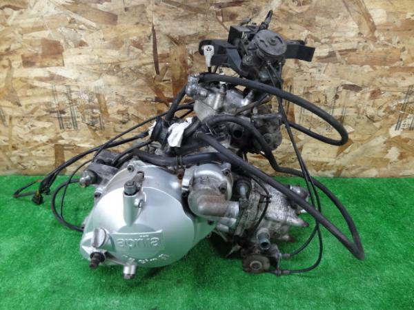 アプリリアRS250(LD 053)◇エンジン 初爆確認OK!!難有【RGV250Γ   中古バイクパーツ通販・買取 ジャンクヤード鳥取 JunkYard
