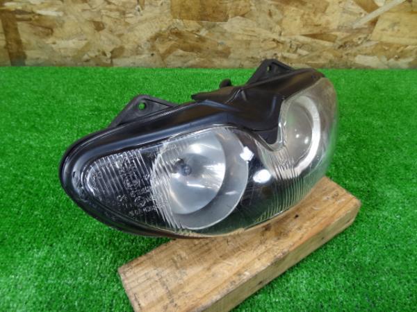 アプリリアRS250(LD 053)◇純正ヘッドライト プロジェクター   中古バイクパーツ通販・買取 ジャンクヤード鳥取 JunkYard