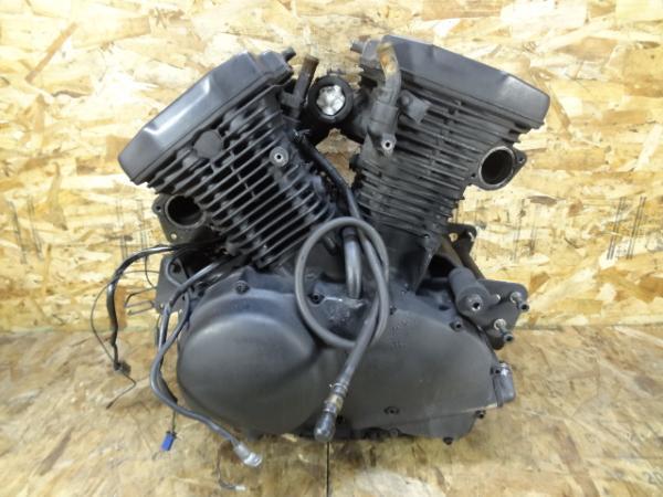 バルカン400(VN400A-000)◎エンジン 始動OK!!   中古バイクパーツ通販・買取 ジャンクヤード鳥取 JunkYard