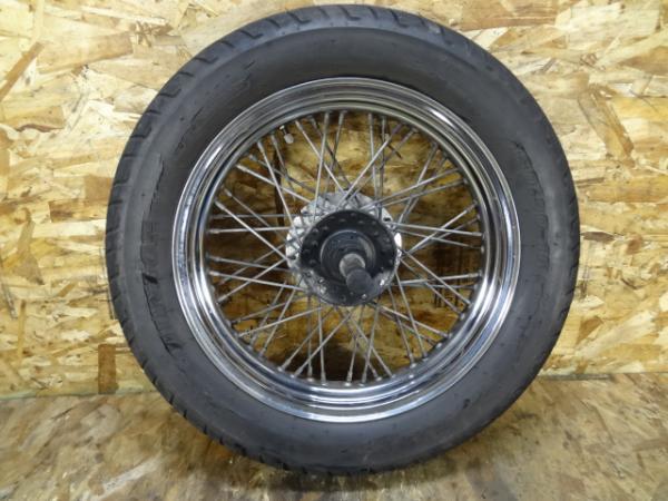 バルカン400(VN400A-000)◎フロントホイール 16×3.00クラシック   中古バイクパーツ通販・買取 ジャンクヤード鳥取 JunkYard