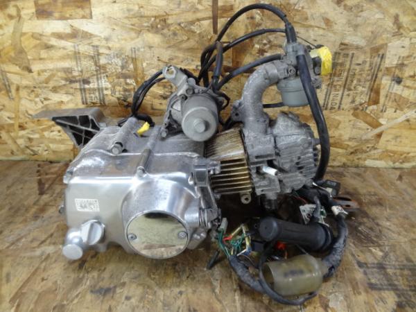 マグナ50(AC13-1601)◎エンジン キャブ CDI 電装系セル付12V | 中古バイクパーツ通販・買取 ジャンクヤード鳥取 JunkYard