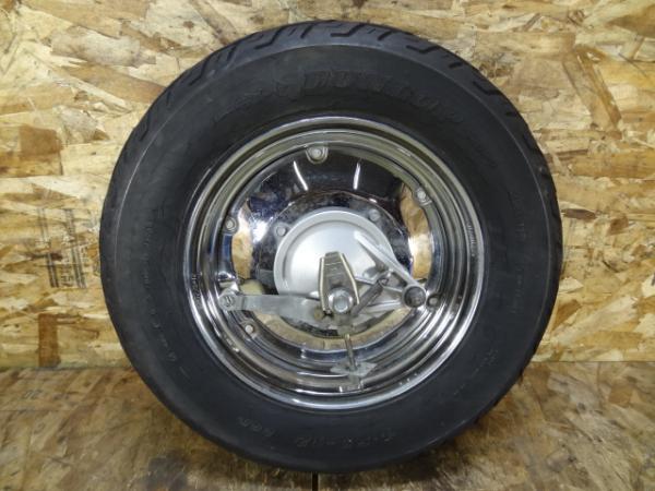 マグナ50(AC13-1601)◎リアホイール 12×2.75 ドラム アクスル | 中古バイクパーツ通販・買取 ジャンクヤード鳥取 JunkYard