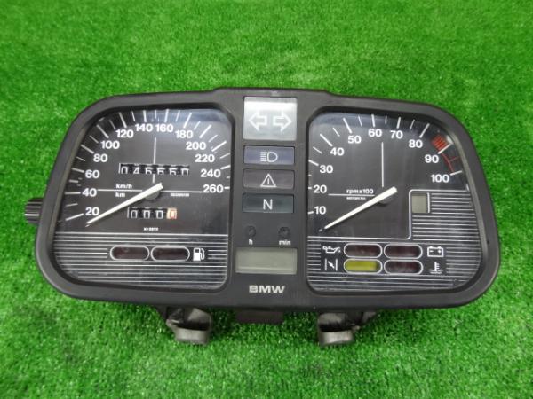 BMW K100RS(6407)◇純正スピードメーター タコメーター 【4V | 中古バイクパーツ通販・買取 ジャンクヤード鳥取 JunkYard