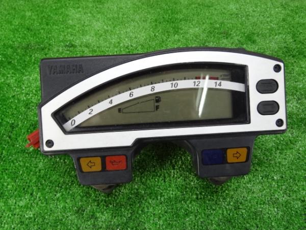 XJR400R-Ⅱ(4HM-097)◇純正デジタルメーター スピード タコ | 中古バイクパーツ通販・買取 ジャンクヤード鳥取 JunkYard
