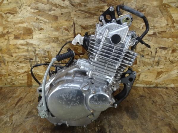 グラストラッカーBB(NJ47A-124)◎エンジン 走行確認OKキック付   中古バイクパーツ通販・買取 ジャンクヤード鳥取 JunkYard