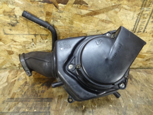 グラストラッカーBB(NJ47A-124)◎純正エアークリーナーボックス   中古バイクパーツ通販・買取 ジャンクヤード鳥取 JunkYard