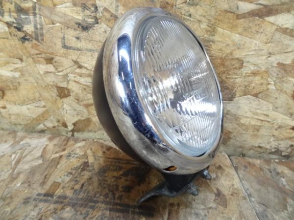 グラストラッカーBB(NJ47A-124)◎純正ヘッドライト レンズ 難有   中古バイクパーツ通販・買取 ジャンクヤード鳥取 JunkYard