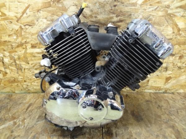 ドラッグスター400C(4TR-113)◎エンジン 始動確認済!! | 中古バイクパーツ通販・買取 ジャンクヤード鳥取 JunkYard