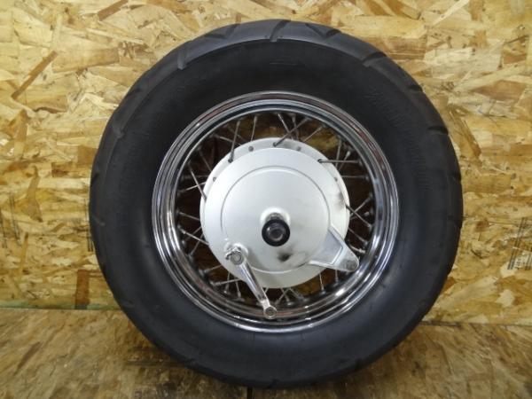 ドラッグスター400C(4TR-113)◎リアホイール 15×3.50 | 中古バイクパーツ通販・買取 ジャンクヤード鳥取 JunkYard