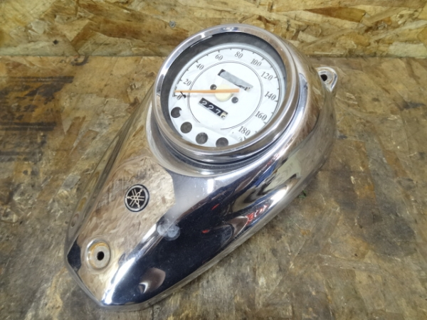 ドラッグスター400C(4TR-113)◎純正スピードメーター クラシック | 中古バイクパーツ通販・買取 ジャンクヤード鳥取 JunkYard