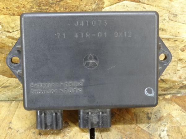 ドラッグスター400C(4TR-113)◎CDI イグナイター Eg始動確認済 | 中古バイクパーツ通販・買取 ジャンクヤード鳥取 JunkYard