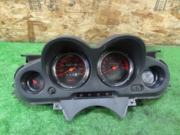 フォルツァ(MF06-1106)◇純正スピードメーター カバー 12076km   中古バイクパーツ通販・買取 ジャンクヤード鳥取 JunkYard