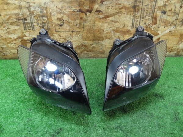 フォルツァ(MF06-1106)◇純正ヘッドライト 左右   中古バイクパーツ通販・買取 ジャンクヤード鳥取 JunkYard