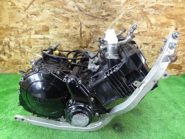 FZR400(1WG-015)◎エンジン 始動確認済み!! サブフレーム | 中古バイクパーツ通販・買取 ジャンクヤード鳥取 JunkYard