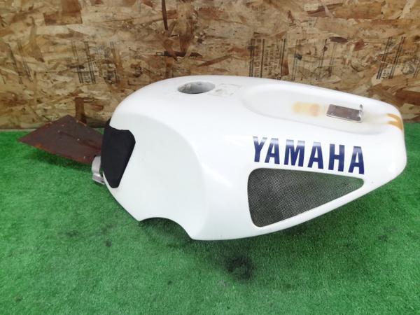 FZR400(1WG-015)◎社外タンクカバー シートベース OVER FRP   中古バイクパーツ通販・買取 ジャンクヤード鳥取 JunkYard