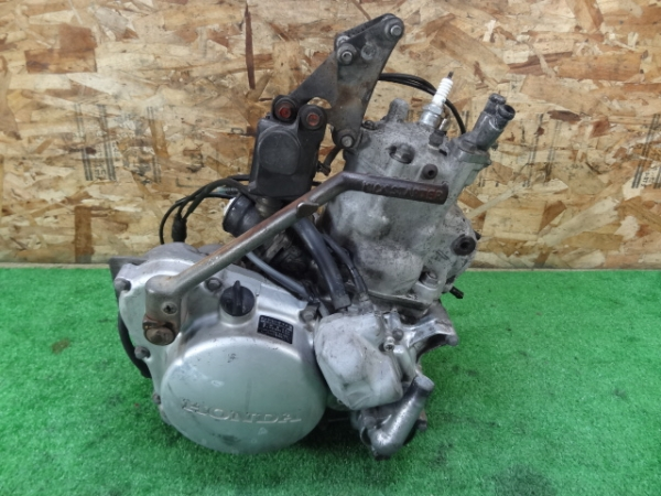 CRM250R(MD24-1205)◎エンジン 始動確認済み!!RCバルブ | 中古バイクパーツ通販・買取 ジャンクヤード鳥取 JunkYard