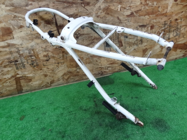 CRM250R(MD24-1205)◎純正シートレール サブフレーム リア | 中古バイクパーツ通販・買取 ジャンクヤード鳥取 JunkYard