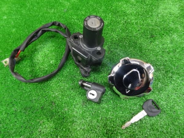 FTR223(MC34-1501)◇メインスイッチ タンクキャップキーセット | 中古バイクパーツ通販・買取 ジャンクヤード鳥取 JunkYard