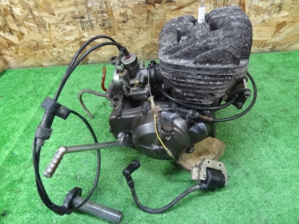 エルシノア125(MT125-1007)◎エンジン キャブレター IGコイル | 中古バイクパーツ通販・買取 ジャンクヤード鳥取 JunkYard
