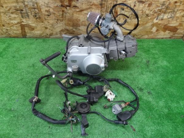 CL50(CD50-4004)◎エンジン 4速12V ボアアップ?ビッグキャブ | 中古バイクパーツ通販・買取 ジャンクヤード鳥取 JunkYard