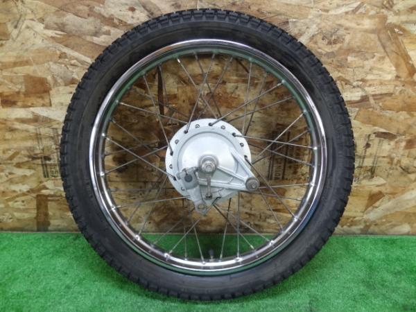 CL50(CD50-4004)◎純正リアホイール 17×1.40 アクスル | 中古バイクパーツ通販・買取 ジャンクヤード鳥取 JunkYard