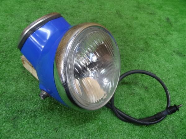 CL50(CD50-4004)◎純正ヘッドライト メーター一体型ケース | 中古バイクパーツ通販・買取 ジャンクヤード鳥取 JunkYard