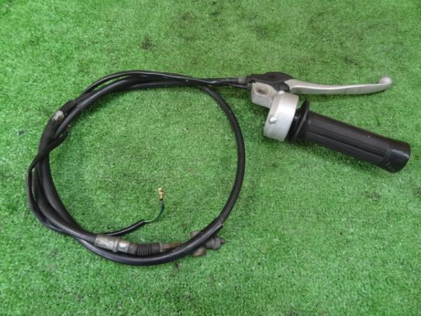 CL50(CD50-4004)◎純正フロントブレーキレバー スロットル | 中古バイクパーツ通販・買取 ジャンクヤード鳥取 JunkYard