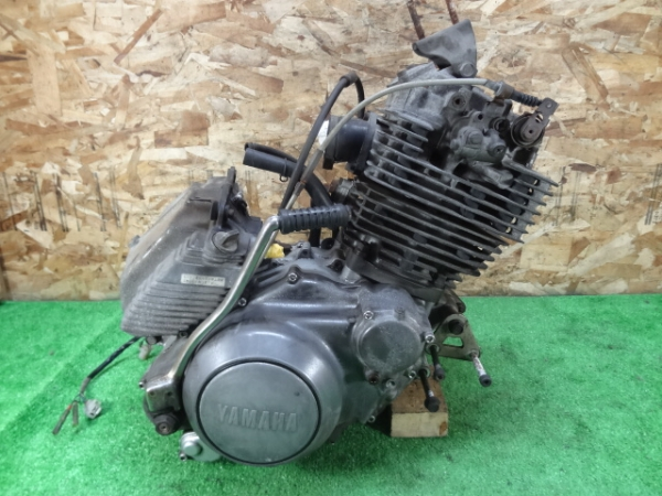 SRX-4(1JL-018)◇実働エンジン キックペダル 5273km 【SRX400 | 中古バイクパーツ通販・買取 ジャンクヤード鳥取 JunkYard