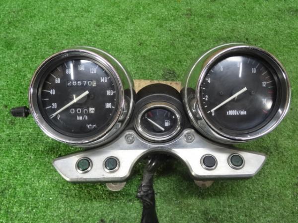 イナズマ400(GK7BA-102)◇純正メーターユニット スピード タコ | 中古バイクパーツ通販・買取 ジャンクヤード鳥取 JunkYard