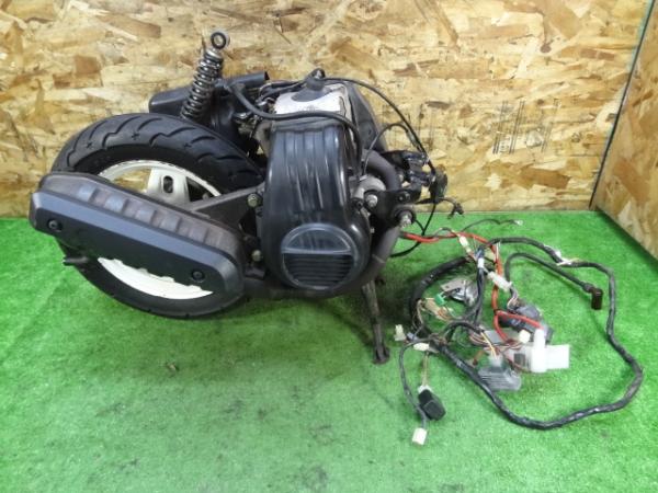 チャンプ80(2GM-009)◇始動OKエンジン 電装系 キャブ チャンバー | 中古バイクパーツ通販・買取 ジャンクヤード鳥取 JunkYard