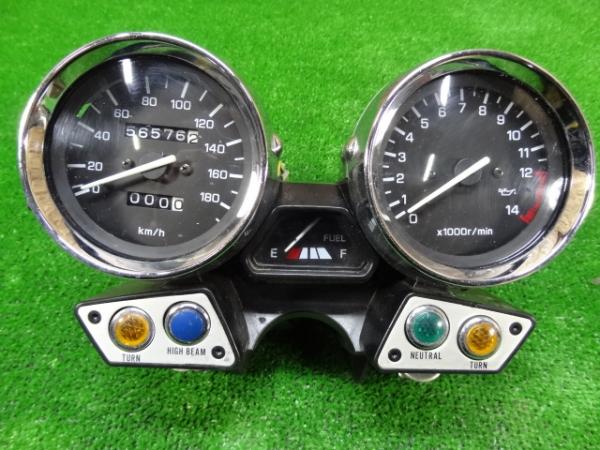 XJR400R(4HM-052)◇純正メーターユニット スピード タコ 難有 | 中古バイクパーツ通販・買取 ジャンクヤード鳥取 JunkYard