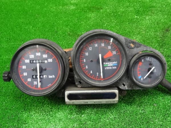 ZXR250(ZX250C-000)◇純正メーターユニット スピード タコ | 中古バイクパーツ通販・買取 ジャンクヤード鳥取 JunkYard