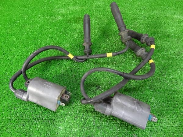 ZXR250(ZX250C-000)◇イグニッションコイル IGコイル | 中古バイクパーツ通販・買取 ジャンクヤード鳥取 JunkYard