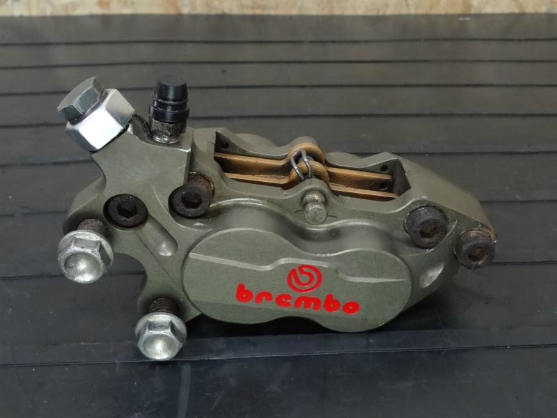 《140419》ハスクバーナ SM400R◇ブレーキキャリパー 4POT 40mm | 中古バイクパーツ通販・買取 ジャンクヤード鳥取 JunkYard