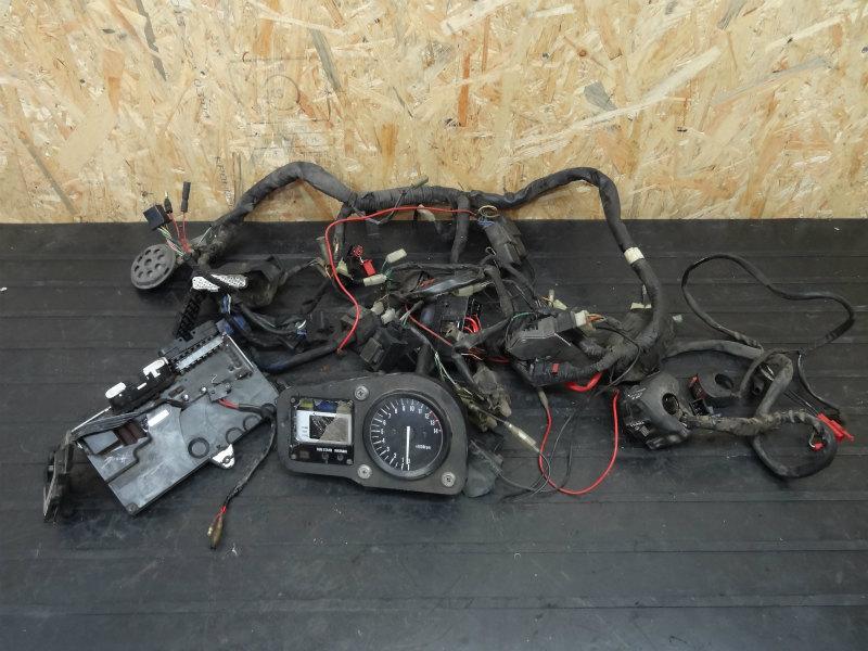 《140515》NSR250R-SE(MC28)◇メインハーネス PGM 電装系 難有 | 中古バイクパーツ通販・買取 ジャンクヤード鳥取 JunkYard