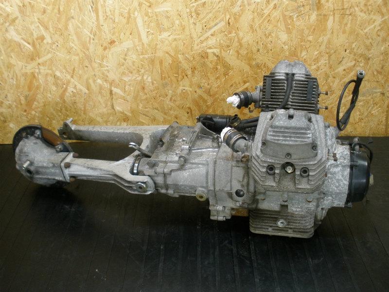 《140828》モトグッチV50(PB)◇エンジン スイングアーム 難有 | 中古バイクパーツ通販・買取 ジャンクヤード鳥取 JunkYard