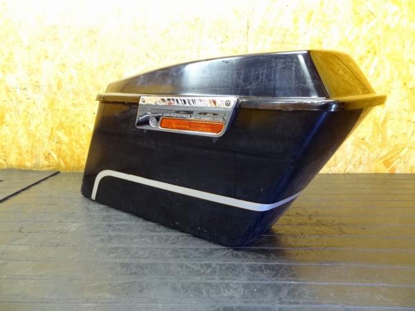 [150816]FLHTCU1450-I◇サイドボックス 右 パニアケース 難有 | 中古バイクパーツ通販・買取 ジャンクヤード鳥取 JunkYard