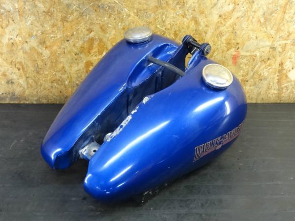 【160219】FXSTC1340◇ガソリンタンク 燃料[エボ ソフテイル | 中古バイクパーツ通販・買取 ジャンクヤード鳥取 JunkYard